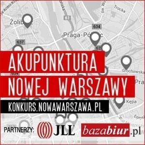 Akupunktura Nowej Warszawy - konkurs - zagłosuj jużdziś!
