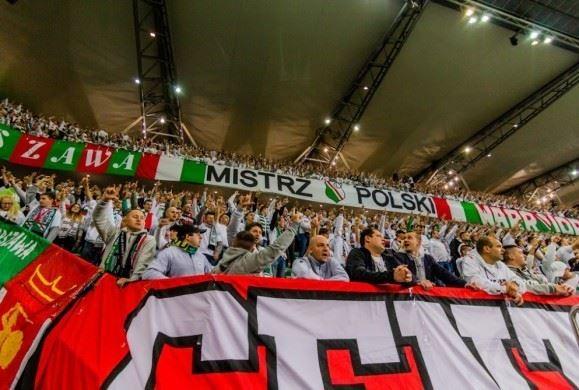 Mistrz Polski zremisował na Łazienkowskiej