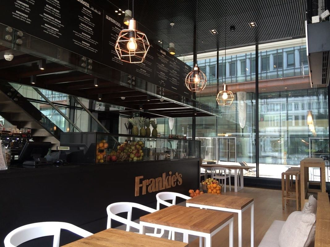 Frankies_Centrum Bankowo-Finansowe Nowy Świat