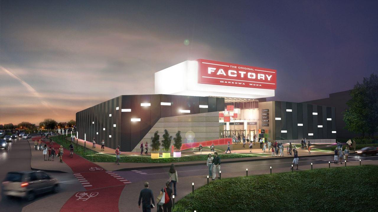 27b8e2b5fd5ea Factory w Ursusie będzie większe - NowaWarszawa.pl