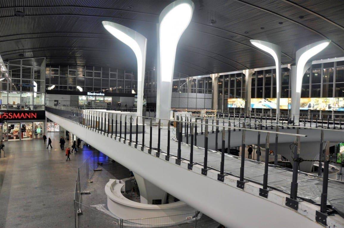Estetyzacja Dworca Centralnego w Warszawie (6)