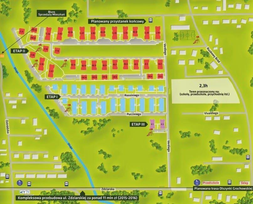 Mapa ZIelonej Doliny_NOWAWARSZAWA