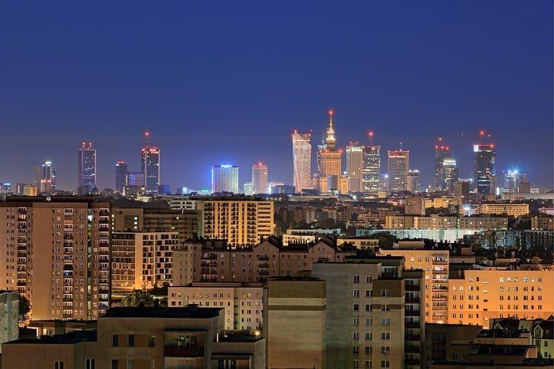Warszawa, Nowa Warszawa, Nieruchomości, Arhitekrura