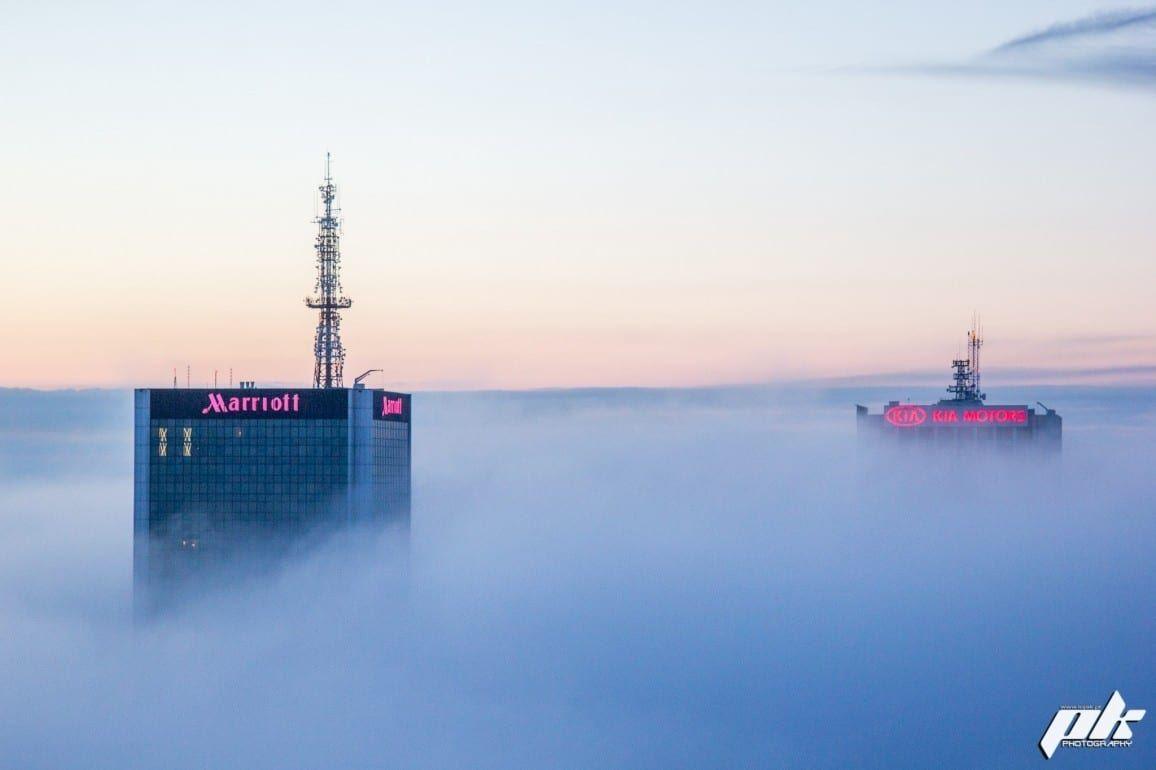 Marriott Nowa Warszawa