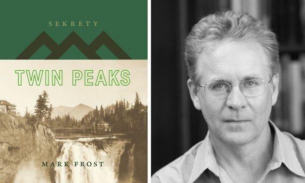 Książka 'Sekrety Twin Peaks' autorstwa Marka Frosta ukazała się nakładem wydawnictwa Znak Literanova (fot. materiały prasowe)