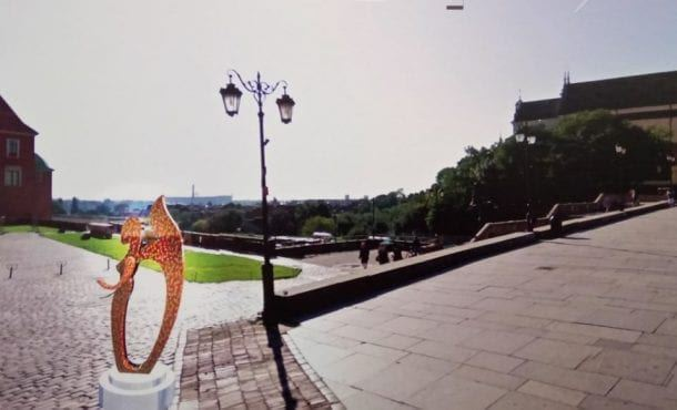 Warszawskie poidełka - projekty