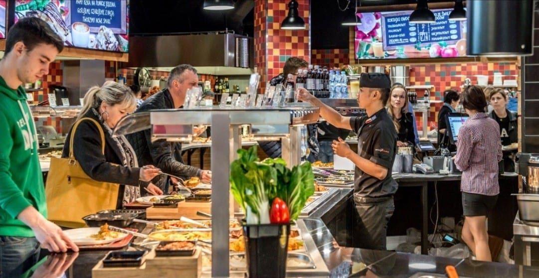 Kuchnia Marche Dołącza Do Gastronomicznych Najemców Galerii
