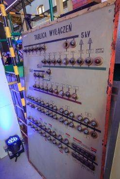 Zachowały się oryginalne elementy wyposażenia Elektrociepłowni Powiśle.