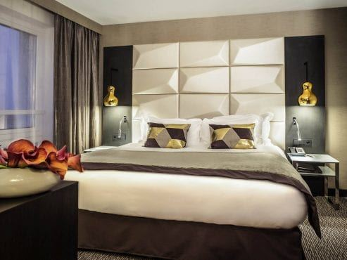 Hotel Victoria pokój