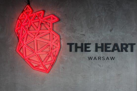 Heart Warsaw