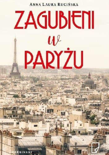 zagubieni w paryżu książka