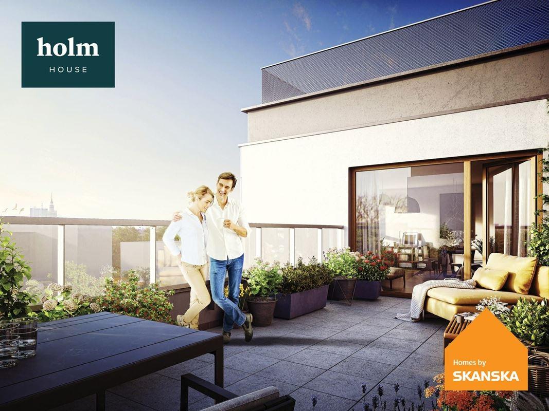 wizualizacja inwestycji holm house
