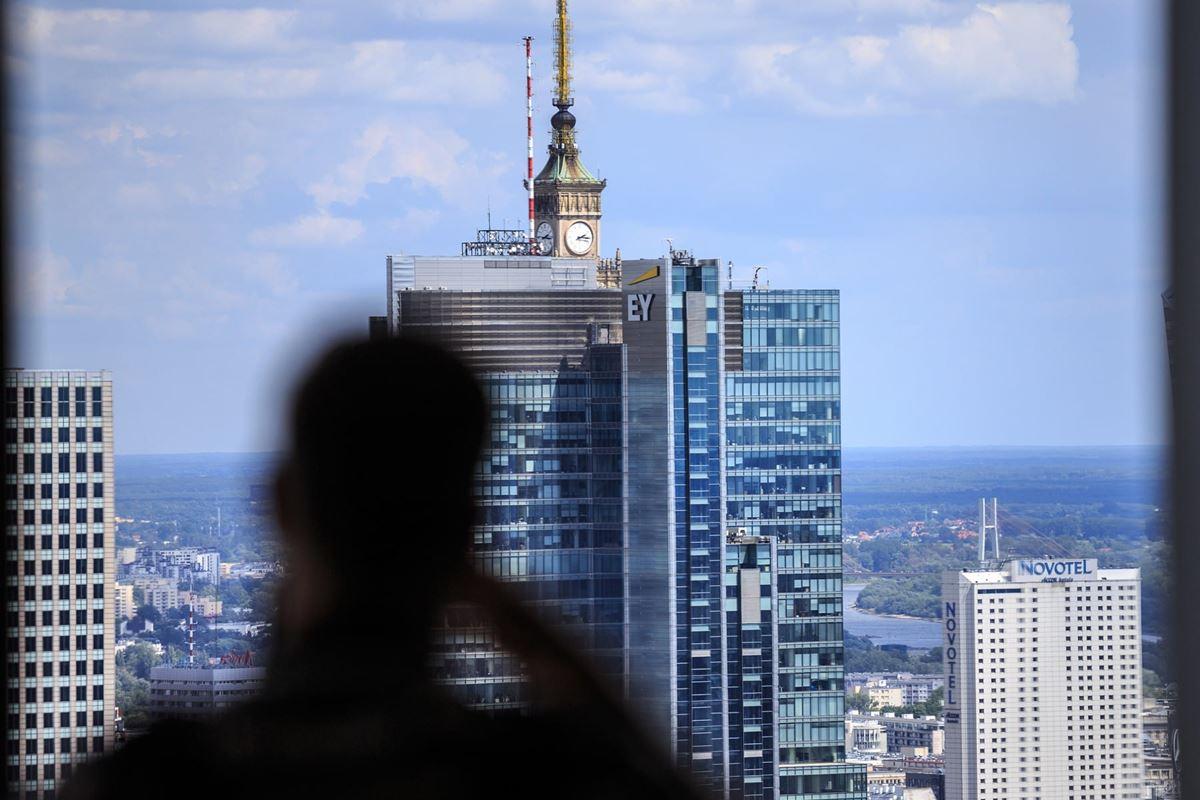 instameet canon warszawa warsaw trade tower widok na pkin