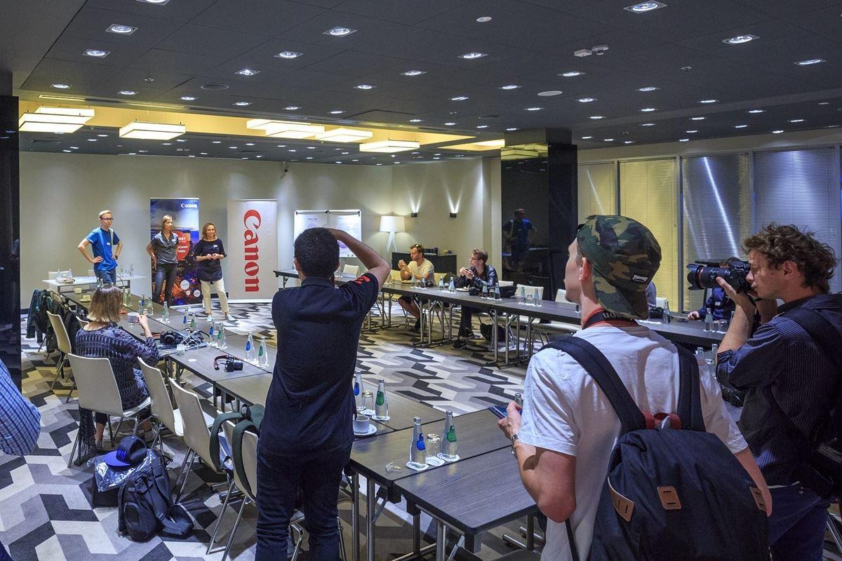 instameet canon warszawa spotkanie