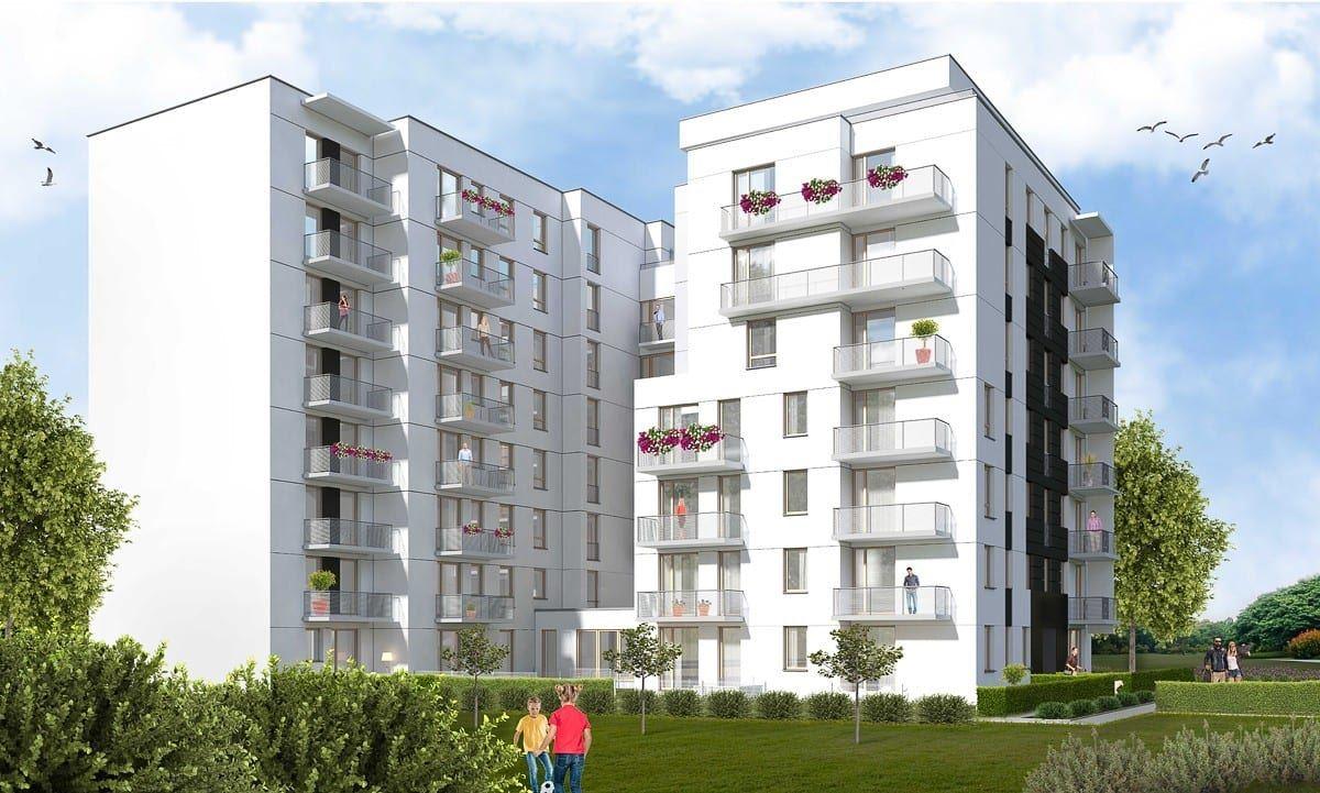 mieszkania wola wolska kamienica warszawa kompania domowa wizualizacja