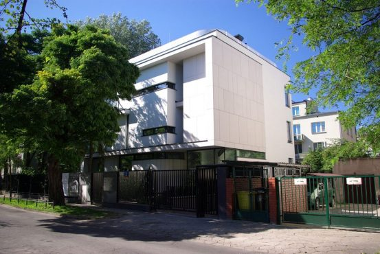 Berezyńska 13 budynek