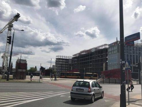 rondo Daszyńskiego Warszawa Wola