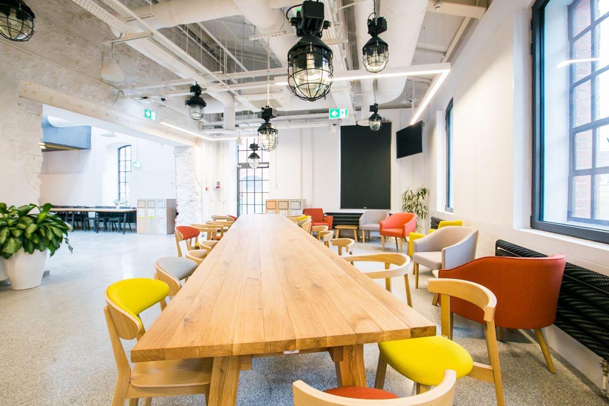 Google Campus Warsaw z nowym biurem