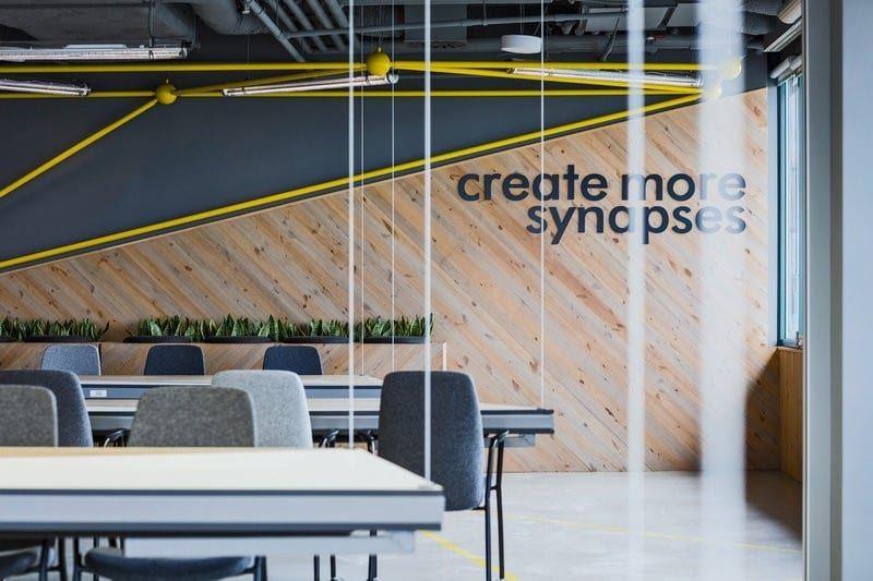Adgar przestrzeń biurowa