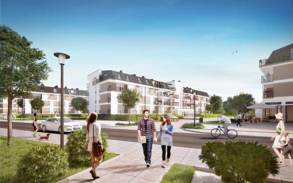 mieszkania warszawa białołęka osiedle regaty wizualizacja