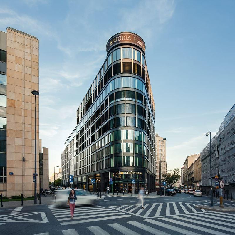 biura warszawa śródmieście astoria premium offices widok z ulicy
