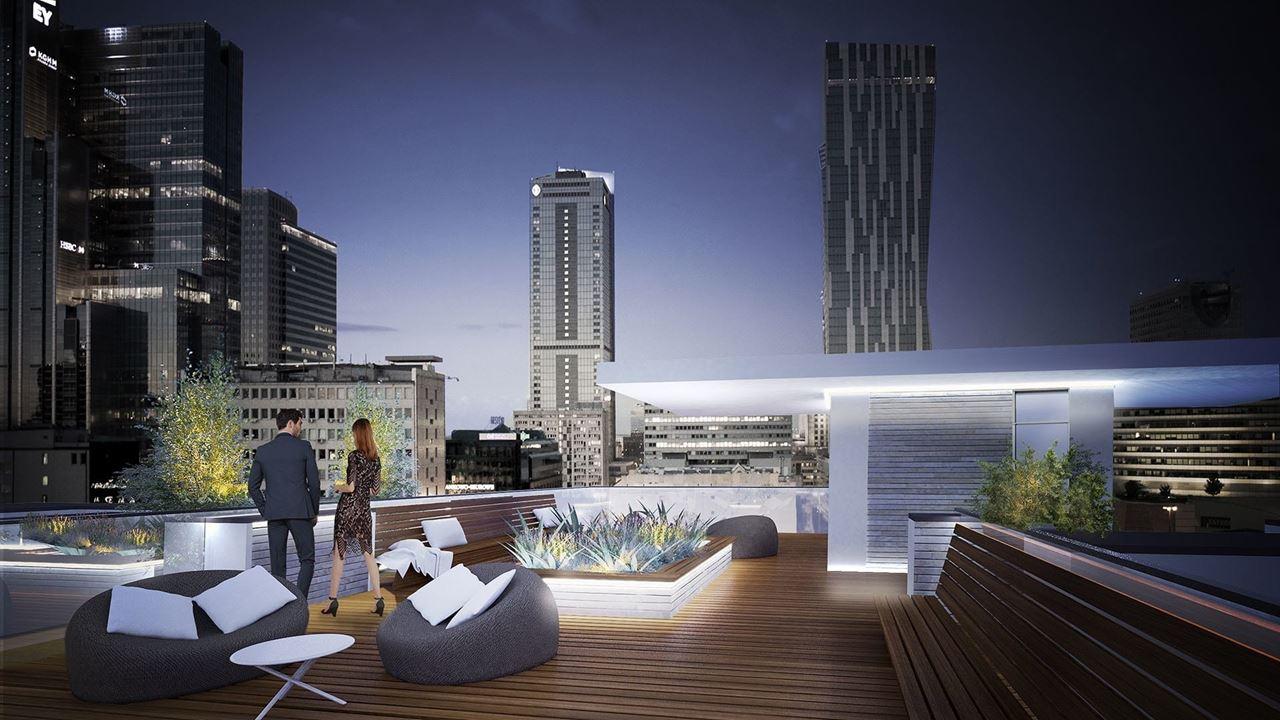 apartamenty warszawa śródmieście sienna 65 wizualizacja