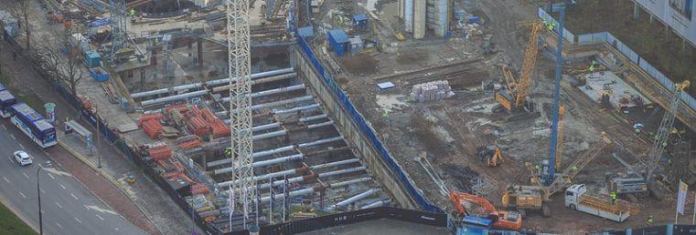 inwestycje rondo daszynskiego skyliner the warsaw hub