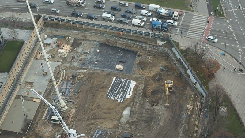 budowa generation park