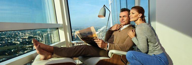 Złota 44 liderem sprzedaży apartamentów premium - według Reas.