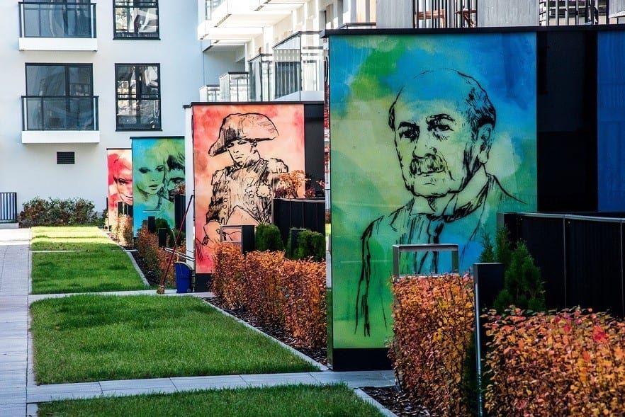 Żoliborz Artystyczny, Dom Development