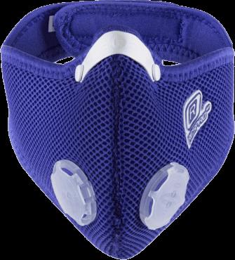 Maska antysmogowa dla alergików Allergy Mask Blue
