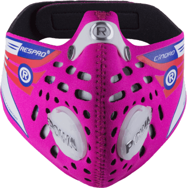 maska-antysmogowa-sportowa-cinqro-pink