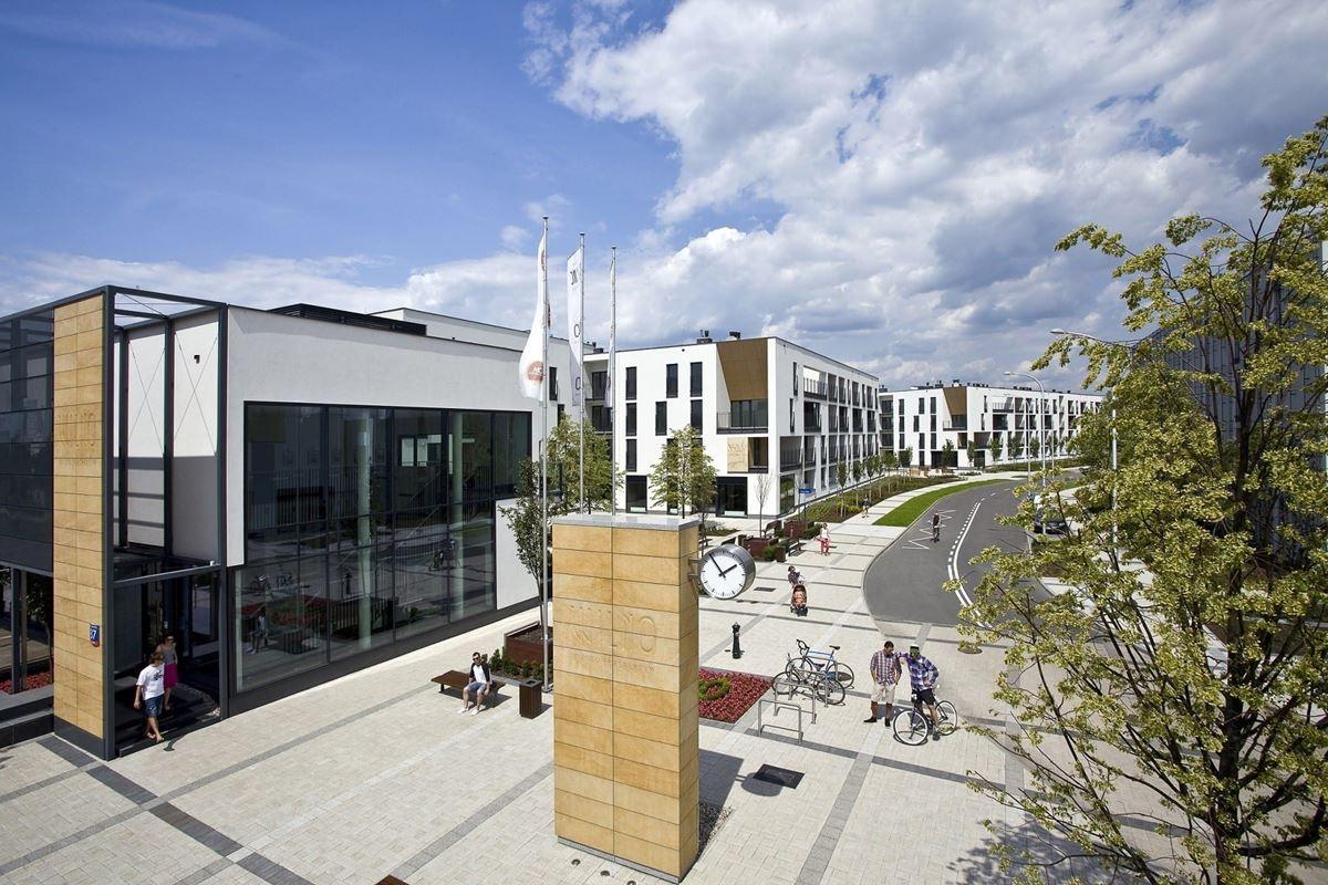 Osiedle Wilno, Dom Development