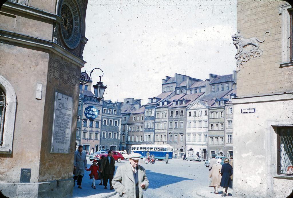 Rynek Starego Miasta.