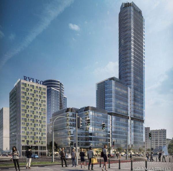 PHN Tower będzie miał 150 metrów wysokości