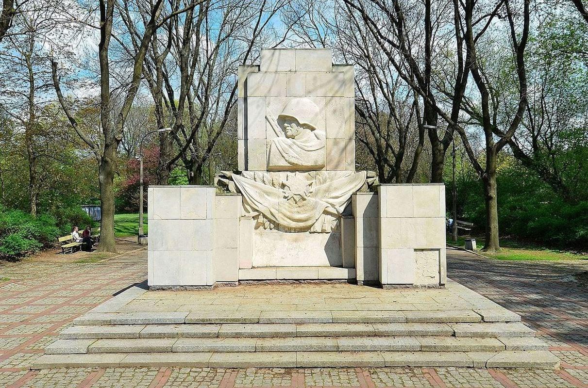 pomnika Wdzięczności Żołnierzom Armi Radzieckiej