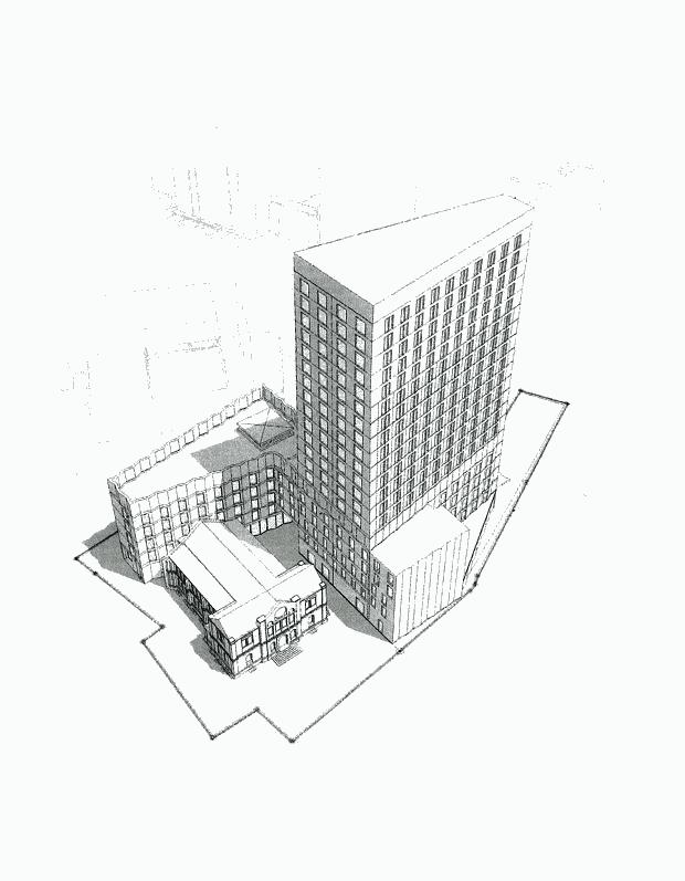 JEMS Architekci / Gmina Wyznaniowa Żydowska