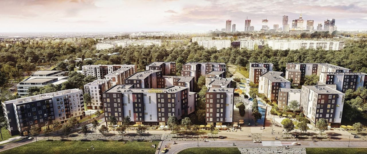 URSUS Centralny, to nowa inwestycja Ronson Development.
