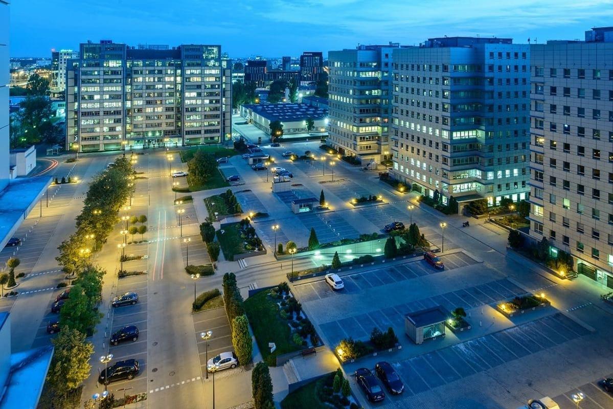 Immofinanz - Warschau - Empark Overview