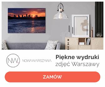 Zdjęcia Warszawa wydruki