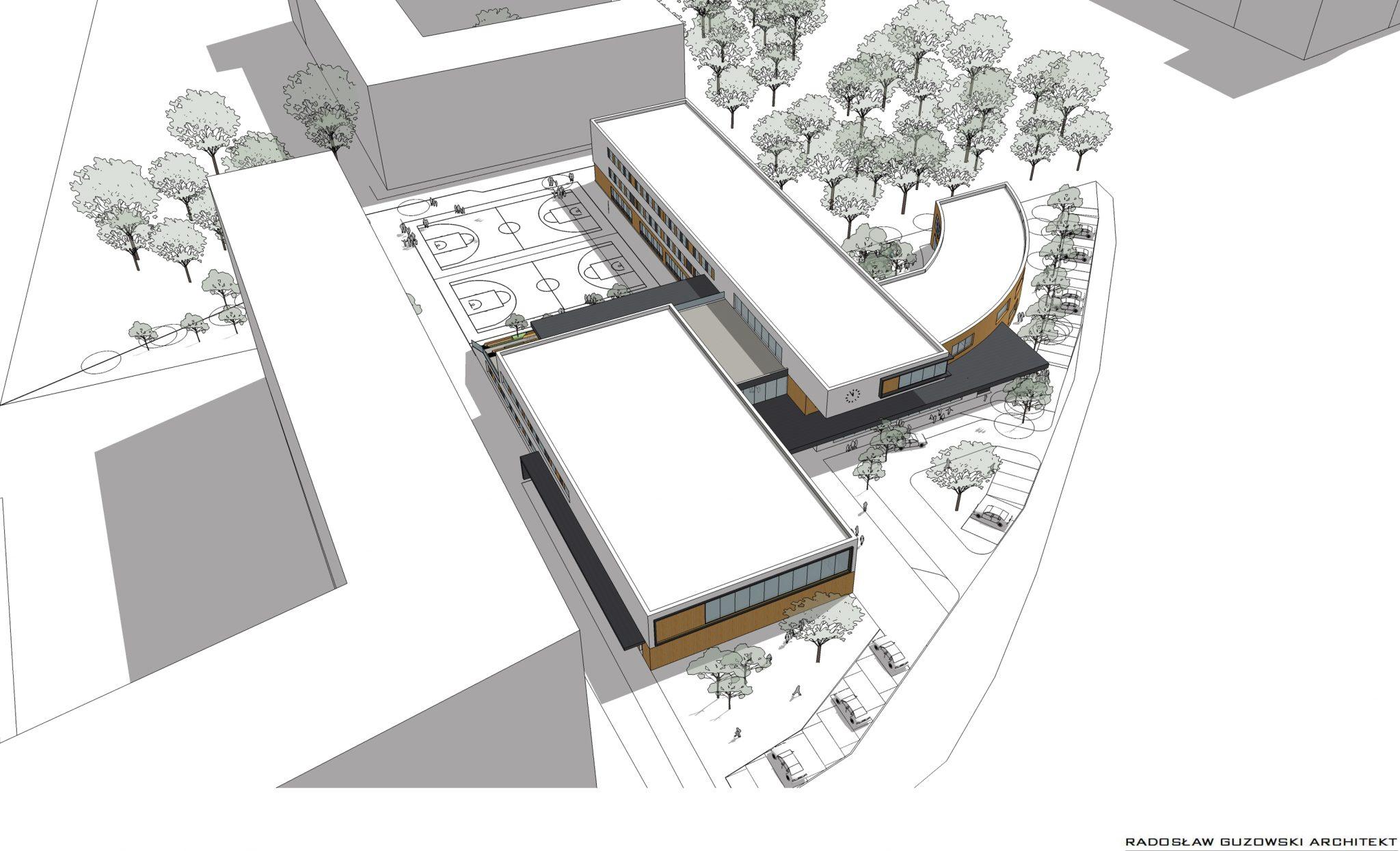 projekt-szkoly-podstawowej-przy-ul-karlinskiego